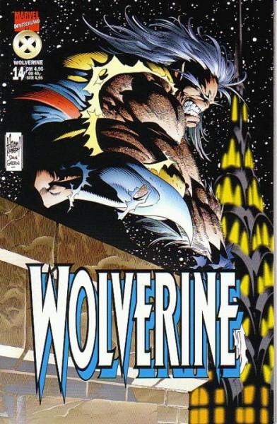 Wolverine 14