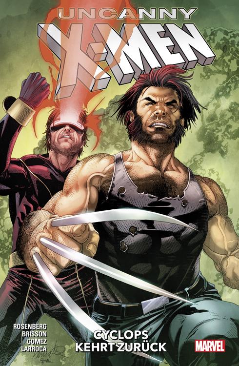 Uncanny X-Men Bd. 3 - Cyclops kehrt zurück