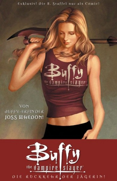 Buffy the Vampire Slayer - 8. Staffel 1: Die Rückkehr der Jägerin