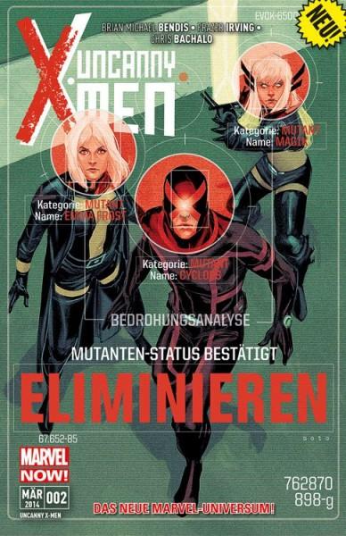 Uncanny X-Men 2