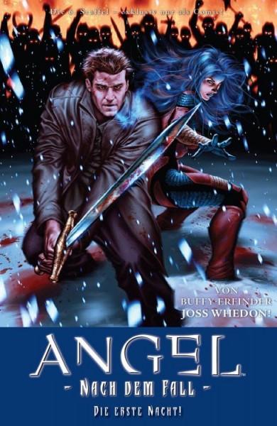 Angel 6: Band 2 - Die erste Nacht!