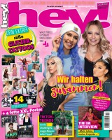 hey! Magazin 10/20 Cover