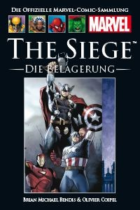 Hachette Marvel Collection 50: The Siege - Die Belagerung
