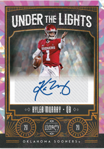 NFL Legacy 2020 Trading Cards - Kyler Murray Autogramm-Card