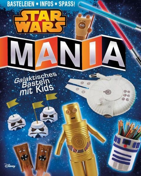 Star Wars - Mania - Galaktisches Basteln mit Kids