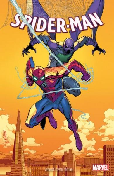 Spider-Man 1 (2016) Variant - Comic Con Stuttgart