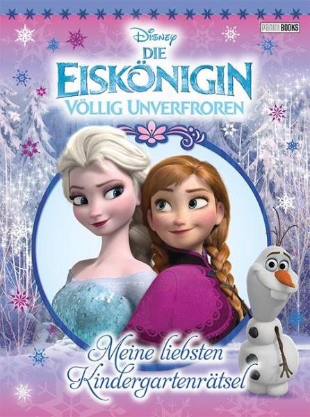 Disney: Die Eiskönigin - Völlig unverfroren - Meine liebsten Kindergartenrätsel