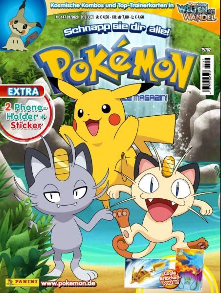 Pokémon Magazin 147