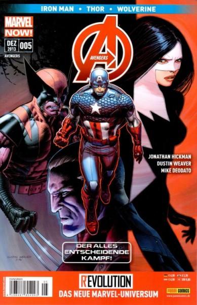 Avengers 5 (2013)