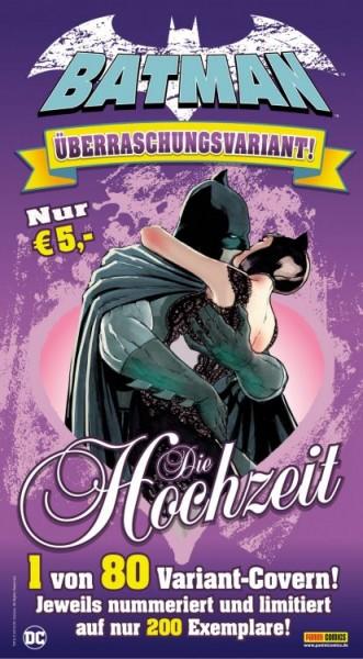 Batman: Die Überraschungsvariants zur Hochzeit