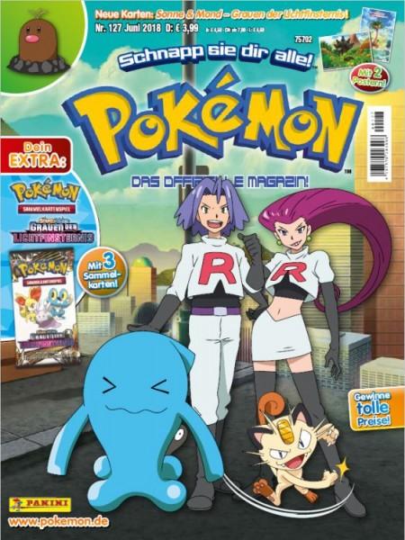 Pokémon Magazin 127