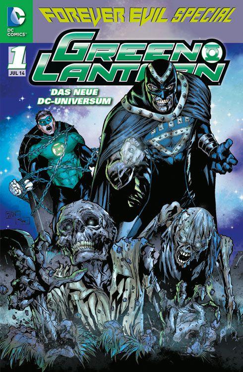Green Lantern: Forever Evil Special 1...