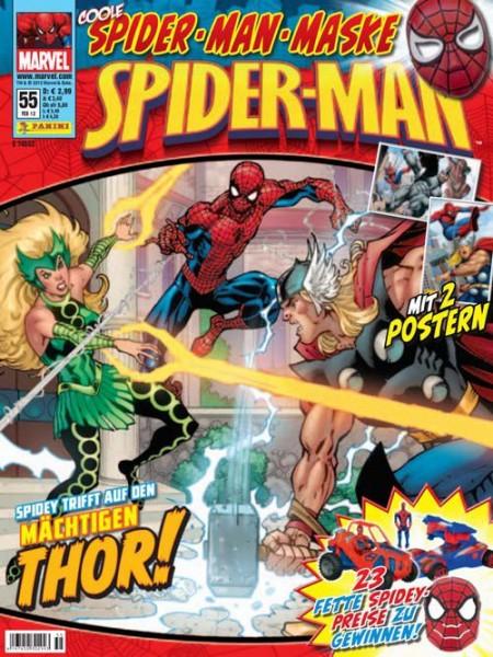 Spider-Man Magazin 55