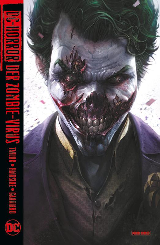 DC-Horror: Der Zombie-Virus Variant