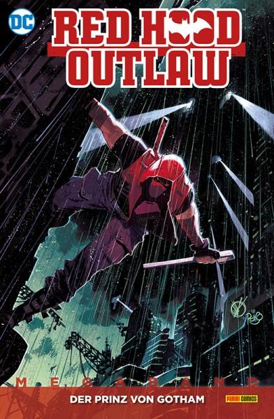 Red Hood: Outlaw Megaband 1