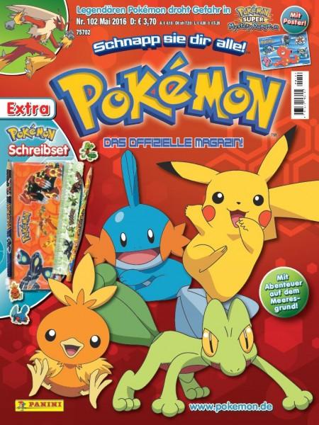 Pokémon Magazin 102
