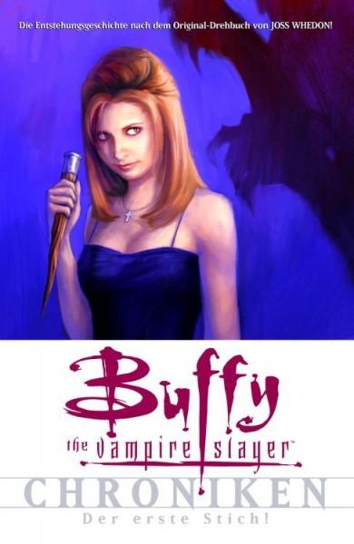 Buffy the Vampire Slayer Chroniken: Der erste Stich!