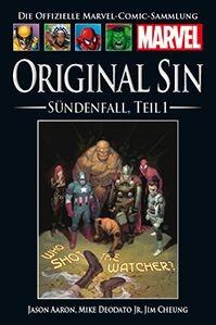 Hachette Marvel Collection 138: Original Sin - Sündenfall 1