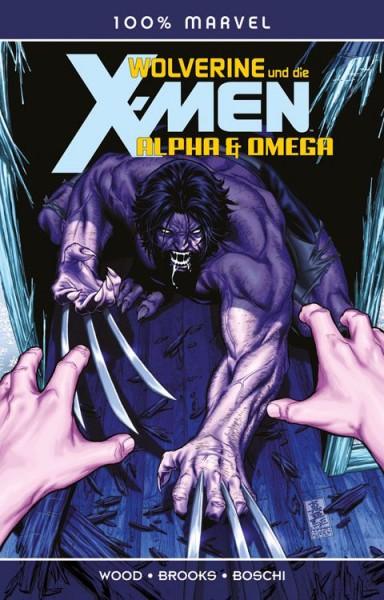 100% Marvel 64: Wolverine und die X-Men - Alpha & Omega