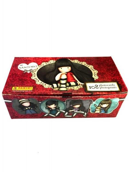 Gorjuss Sammelkarten - Box mit 24 Tüten