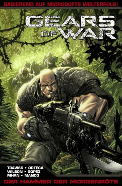 Gears of War 3: Der Hammer der Morgenröte