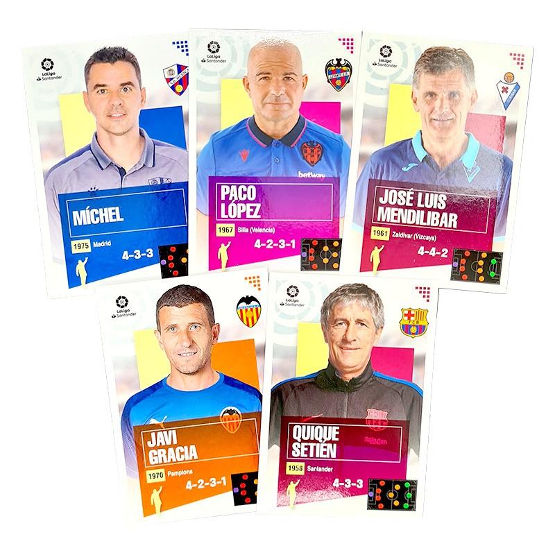 La Liga 2020-21 Stickerkollektion - Sticker