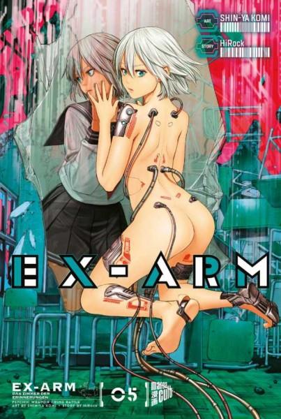 Ex-Arm 5: Das Zimmer der Erinnerungen Cover