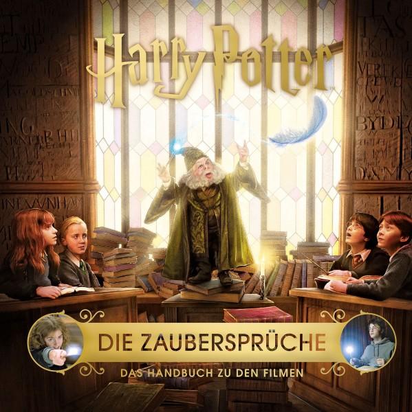 Harry Potter: Die Zaubersprüche – Das Handbuch zu den Filmen Cover