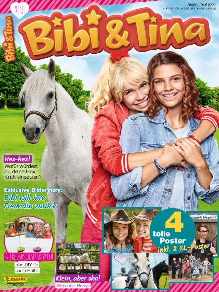 Bibi & Tina Magazin 05/20