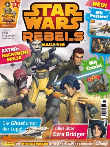 Star Wars: Rebels - Magazin 1