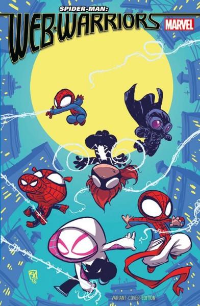 Spider-Man: Web-Warriors 1 Variant