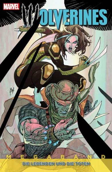 Wolverines Megaband 2