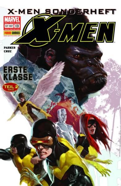 X-Men Sonderheft 13: Erste Klasse 2