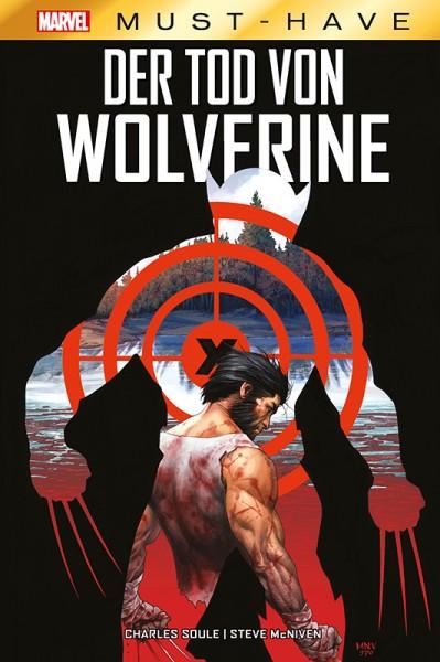 Marvel Must Have: Der Tod von Wolverine Cover