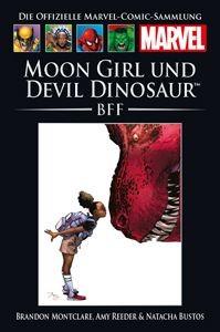 Hachette Marvel Collection 164: Moon Girl und Devil Dinosaur - Bff