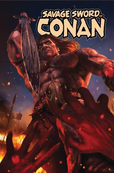Savage Sword of Conan 1 Variant