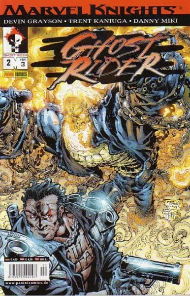Marvel Knights: Ghost Rider 2