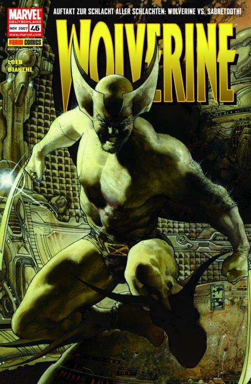Wolverine 46