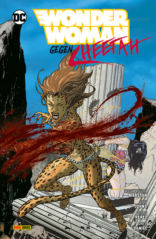 Wonder Woman gegen Cheetah! Hardcover