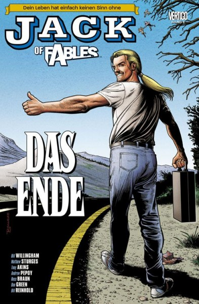 Jack of Fables 9: Das Ende