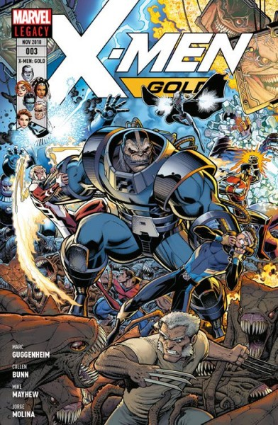 X-Men: Gold 3