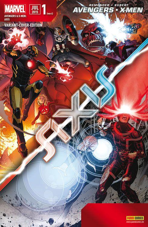 Avengers & X-Men: Axis 1 Variant