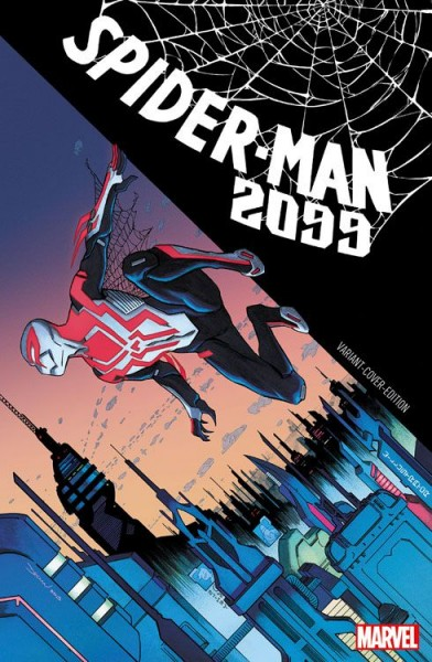 Spider-Man 2099 1 Variant