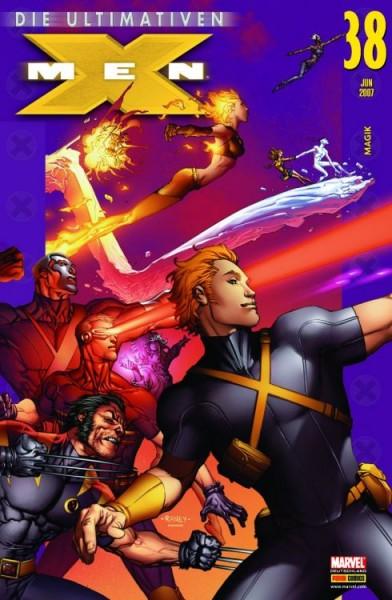 Die Ultimativen X-Men 38