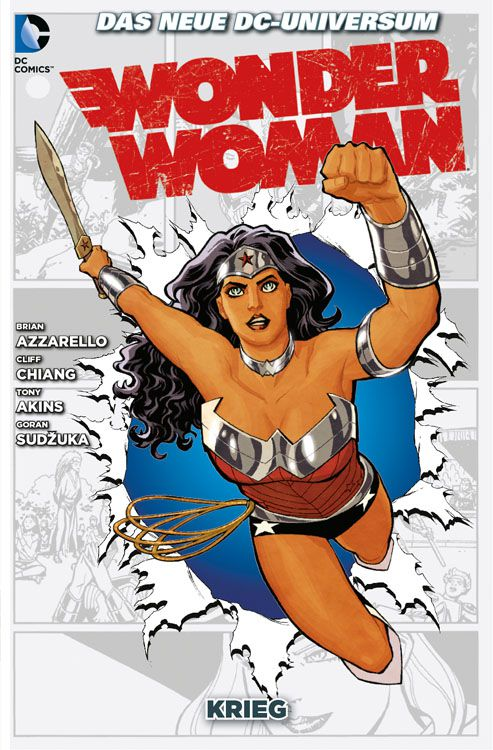 Wonder Woman 3 - Krieg