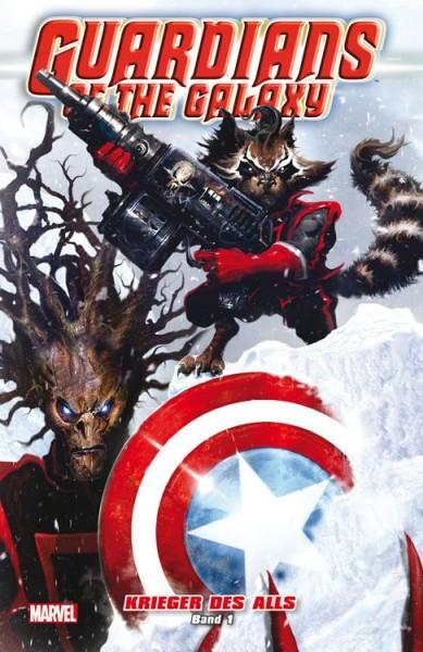Guardians of the Galaxy: Krieger des Alls 1