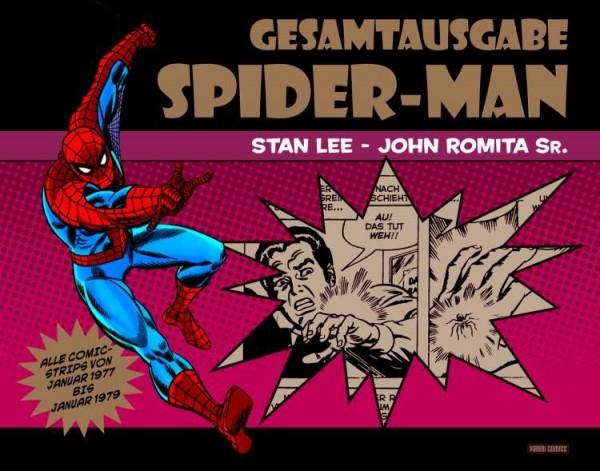 Spider-Man Strips: Gesamtausgabe 1