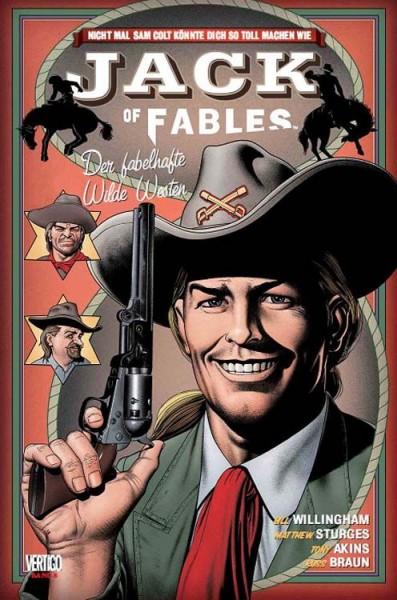 Jack of Fables 5: Der fabelhafte Wilde Westen