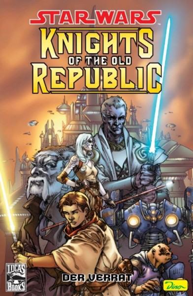 Star Wars Sonderband 33: Knights of the Old Republic I