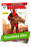 Flexibles Abo - Deadpool Heft
